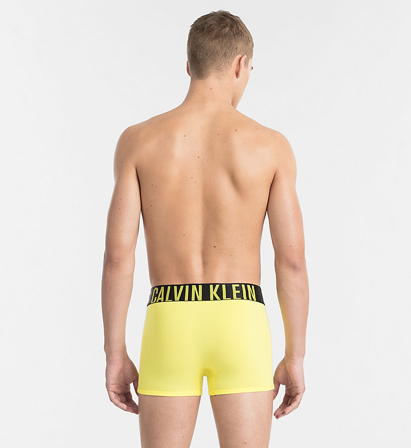 CALVINKLEIN Trunks - Intense Power - BLACK - CALVIN KLEIN UNDERWEAR - detail image 1