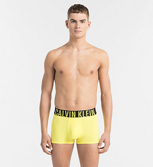 CALVINKLEIN Trunks - Intense Power - EXCLAIM - CALVIN KLEIN UNDERWEAR - main image