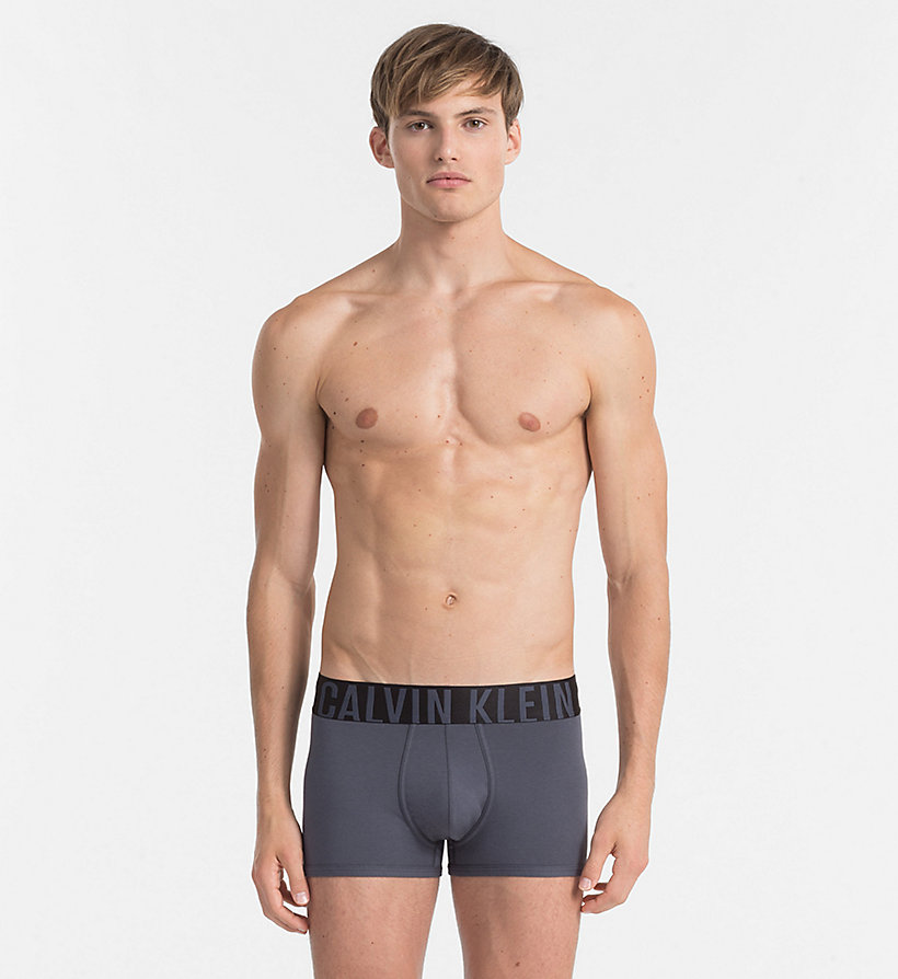 CALVINKLEIN Trunks - Intense Power - ORIOLE - CALVIN KLEIN UNDERWEAR - main image