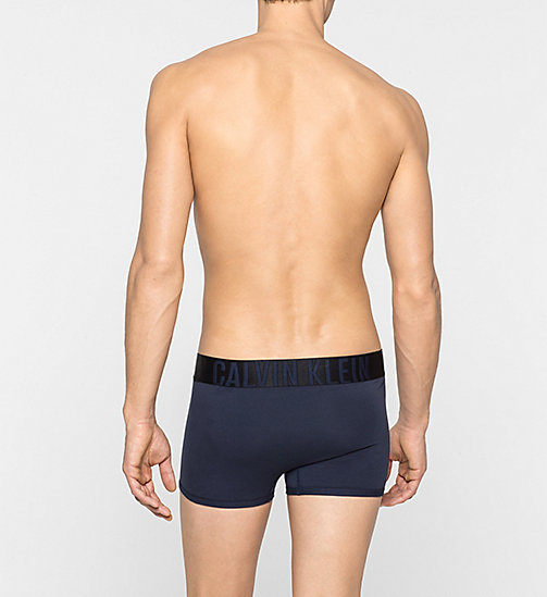 CALVINKLEIN Trunks - Intense Power - BLUE SHADOW - CALVIN KLEIN UNDERWEAR - detail image 1