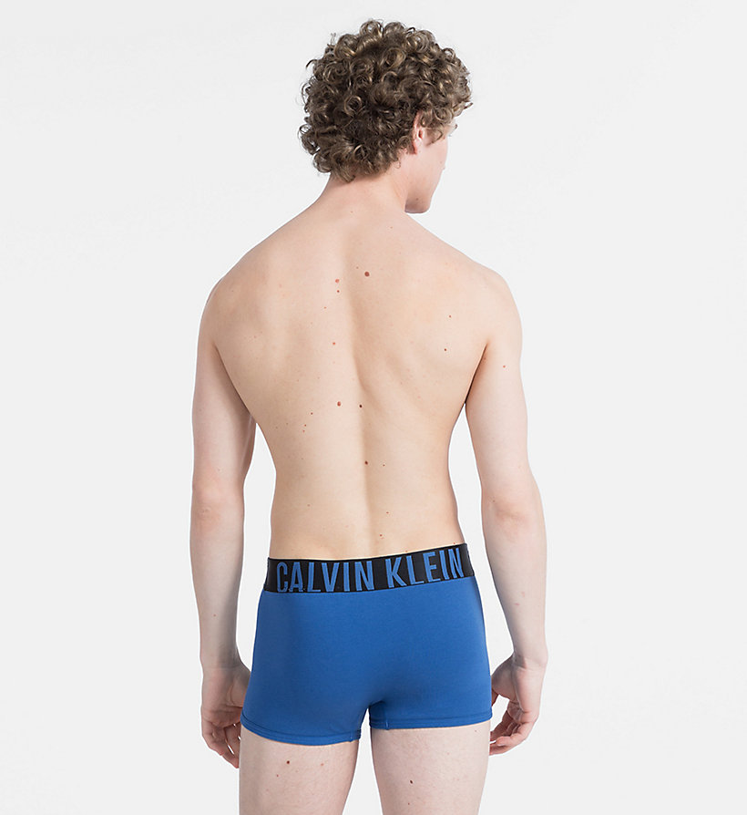 CALVINKLEIN Trunks - Intense Power - COMMODORE BLUE - CALVIN KLEIN UNDERWEAR - detail image 1