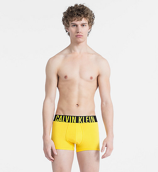 CALVINKLEIN Trunks - Intense Power - SUNFLOWER - CALVIN KLEIN NEW IN - main image