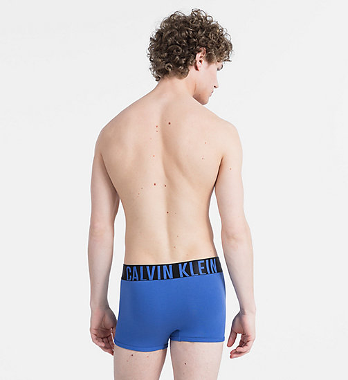 CALVINKLEIN Shorts - Intense Power - COMMODORE BLUE - CALVIN KLEIN LOGO SHOP - main image 1