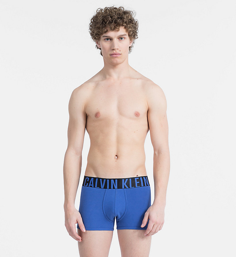 CALVINKLEIN Trunks - Intense Power - SUNFLOWER - CALVIN KLEIN UNDERWEAR - main image
