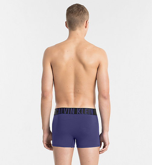 CALVINKLEIN Trunks - Intense Power - BLUE RIBBON - CALVIN KLEIN UNDERWEAR - detail image 1
