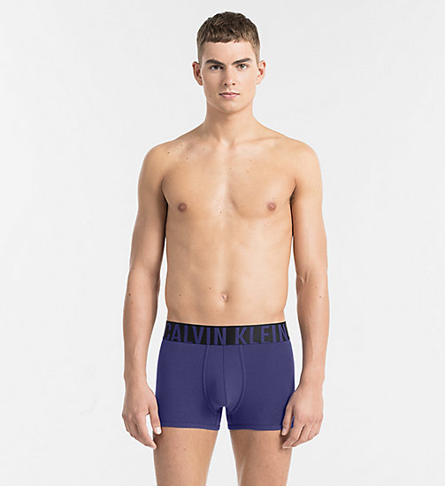 CALVINKLEIN Trunks - Intense Power - BLUE RIBBON - CALVIN KLEIN UNDERWEAR - main image