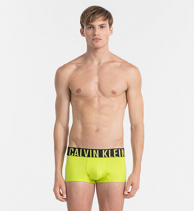 CALVINKLEIN Low Rise Trunks - Intense Power - HUDSON - CALVIN KLEIN UNDERWEAR - main image