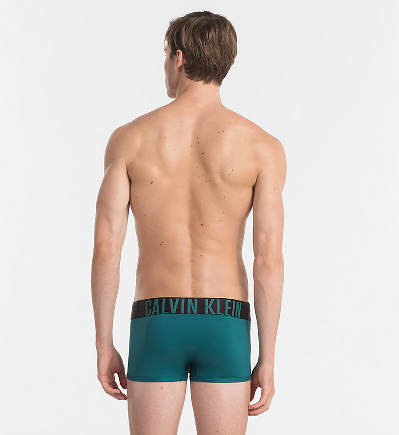 CALVINKLEIN Low Rise Trunks - Intense Power - CAROLINA - CALVIN KLEIN UNDERWEAR - detail image 1