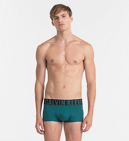 CALVINKLEIN Low Rise Trunks - Intense Power - HUDSON - CALVIN KLEIN TRUNKS - main image