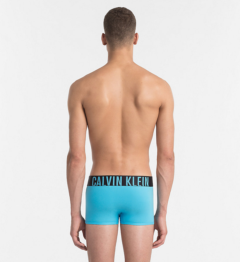 CALVINKLEIN Low Rise Trunks - Intense Power - BLACK - CALVIN KLEIN UNDERWEAR - detail image 1