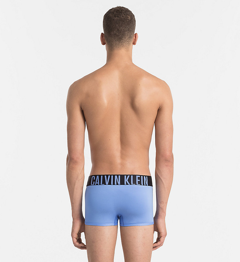 CALVINKLEIN Low Rise Trunks - Intense Power - SALTWATER - CALVIN KLEIN UNDERWEAR - detail image 1