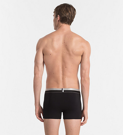 CALVINKLEIN Trunks - Magnetic - BLACK - CALVIN KLEIN UNDERWEAR - detail image 1