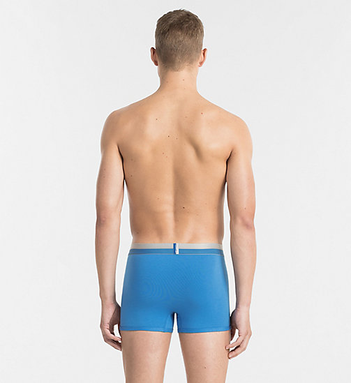 CALVINKLEIN Trunks - Magnetic - CASTRO BLUE - CALVIN KLEIN TRUNKS - detail image 1