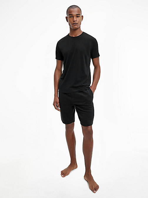 CALVINKLEIN T-shirt - CK Sleep - BLACK - CALVIN KLEIN NIGHTWEAR - detail image 1