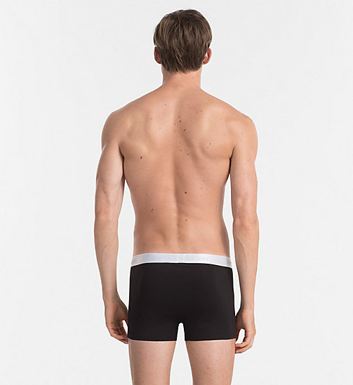 CALVINKLEIN Trunks - Liquid Stretch - BLACK - CALVIN KLEIN TRUNKS - detail image 1