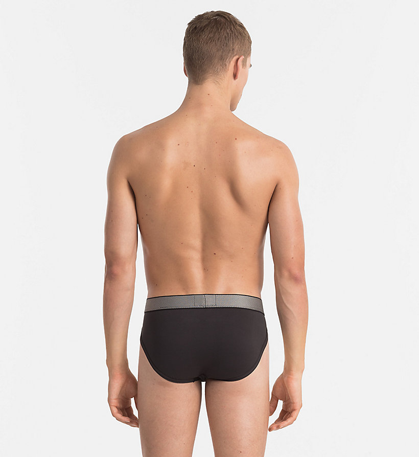 CALVINKLEIN Hip Briefs - Customized Stretch - IMPACT - CALVIN KLEIN UNDERWEAR - detail image 1