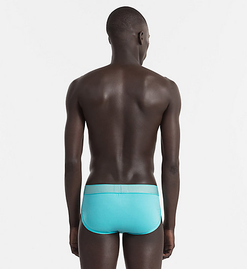 CALVINKLEIN Hip Briefs - Customized Stretch - SWELL - CALVIN KLEIN UNDERWEAR - detail image 1
