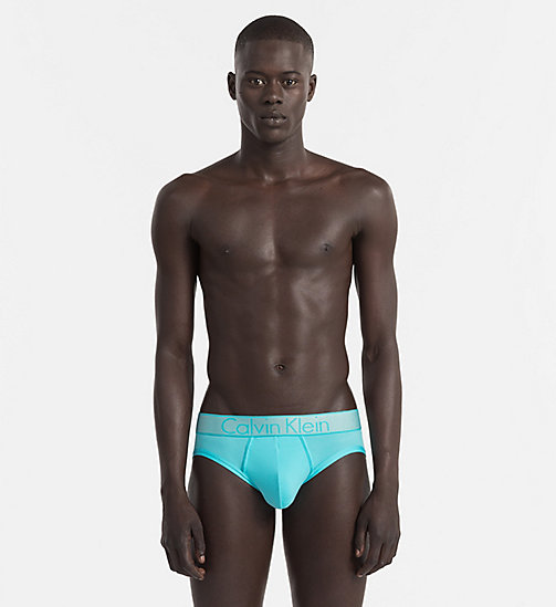 CALVINKLEIN Hip Briefs - Customized Stretch - SWELL - CALVIN KLEIN UNDERWEAR - main image