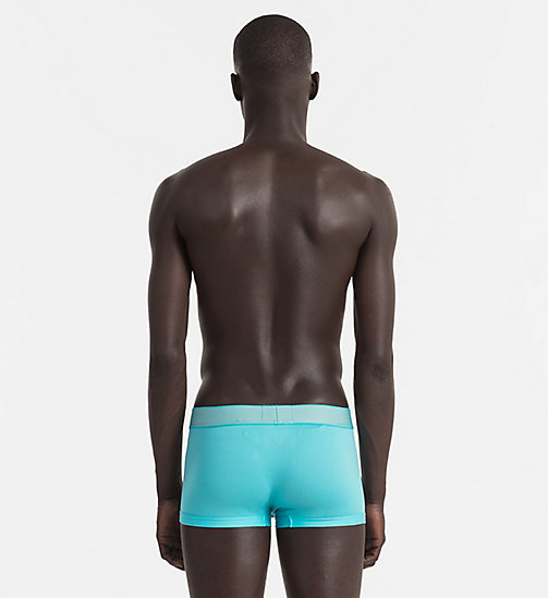 CALVINKLEIN Low Rise Trunks - Customized Stretch - SWELL - CALVIN KLEIN TRUNKS - detail image 1