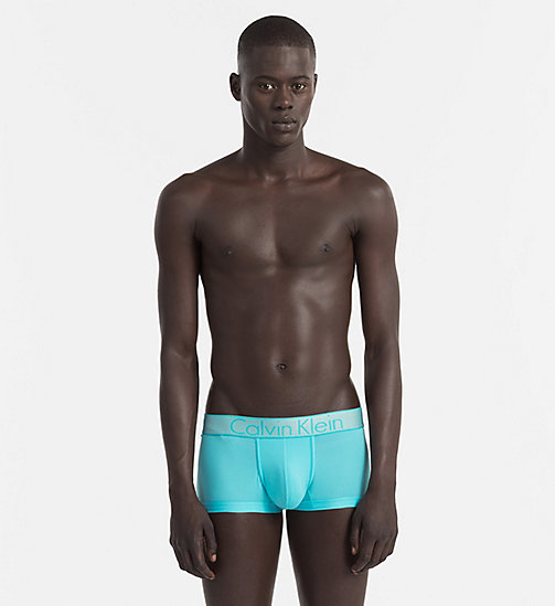 CALVINKLEIN Low Rise Trunks - Customized Stretch - SWELL - CALVIN KLEIN TRUNKS - main image