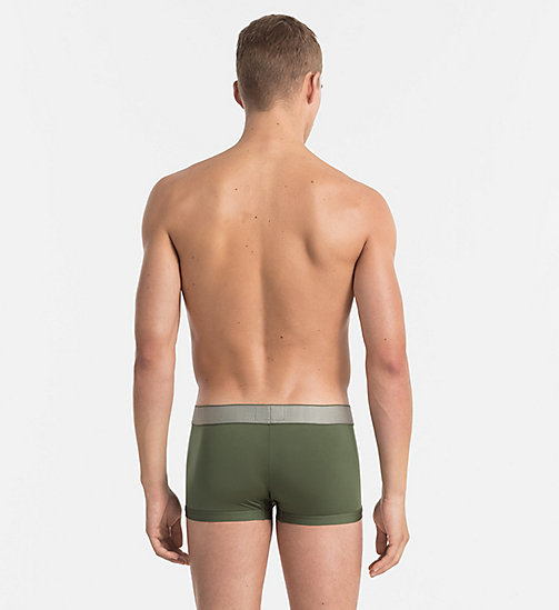 CALVINKLEIN Low Rise Trunks - Customized Stretch - HUNTSMAN - CALVIN KLEIN NEW ARRIVALS - detail image 1