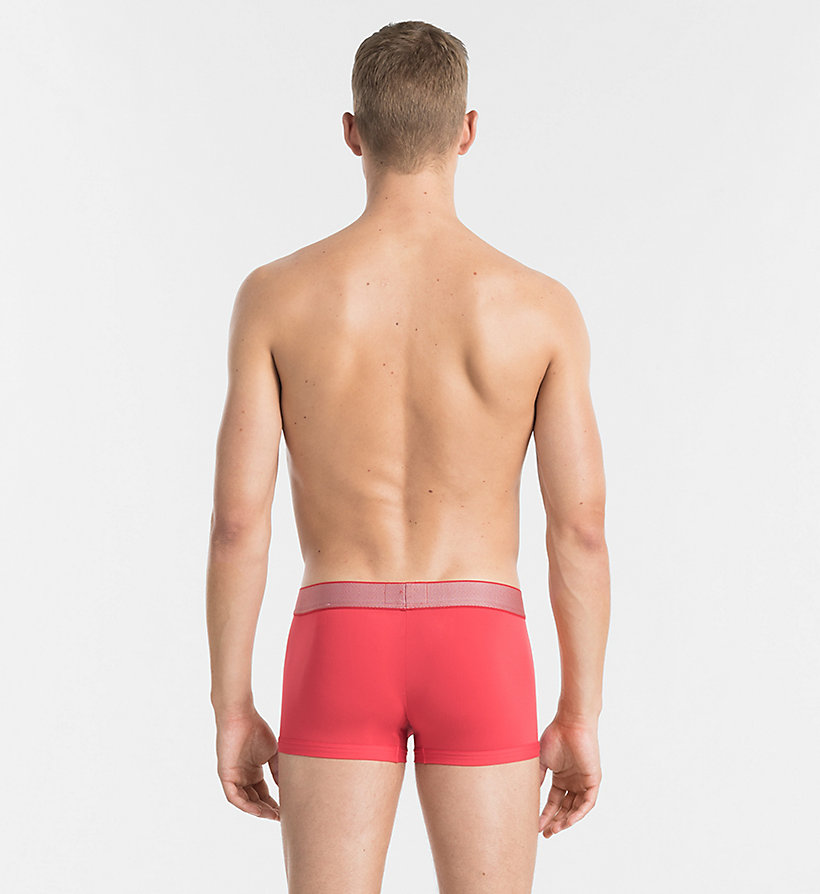 CALVINKLEIN Low Rise Trunks - Customized Stretch - SWELL - CALVIN KLEIN UNDERWEAR - detail image 1