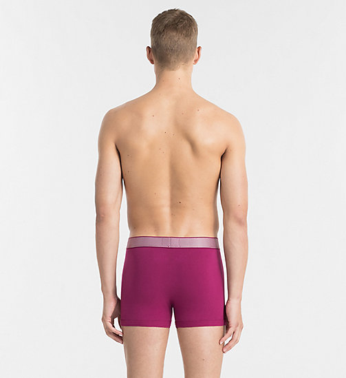 CALVINKLEIN Boxer - Customized Stretch - FERVENT - CALVIN KLEIN BOXERS - detail image 1
