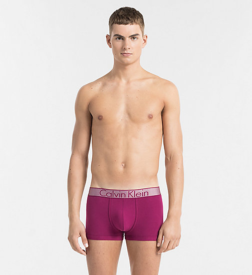 CALVINKLEIN Boxer - Customized Stretch - FERVENT - CALVIN KLEIN BOXERS - main image