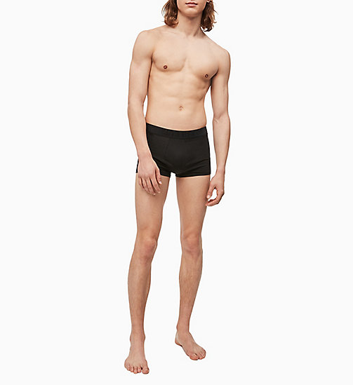 CALVINKLEIN Trunks - CK Black - BLACK - CALVIN KLEIN TRUNKS - detail image 1