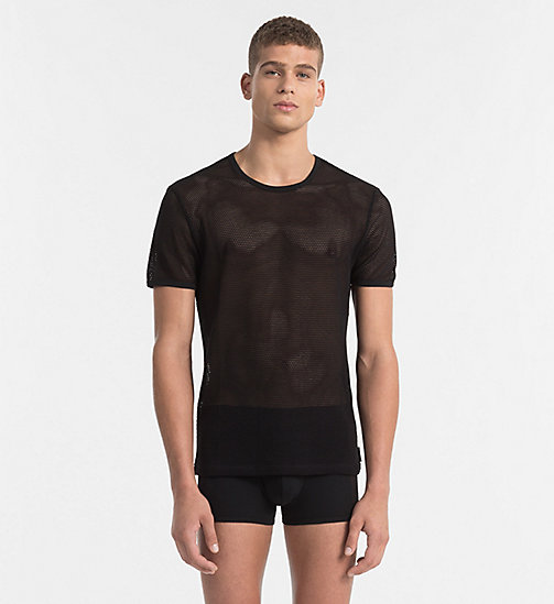 CALVINKLEIN T-shirt - Body - BLACK - CALVIN KLEIN ONDERGOED - main image