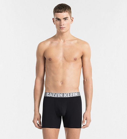 CALVINKLEIN Trunks - BLACK - CALVIN KLEIN UNDERWEAR - main image