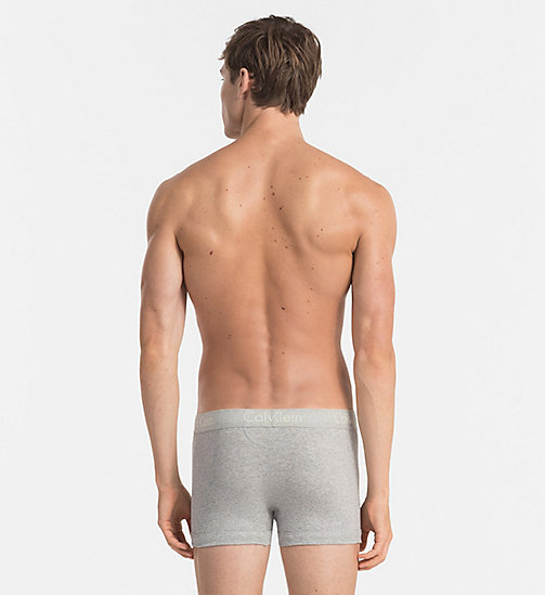 CALVINKLEIN Trunks - Body - HEATHER GREY - CALVIN KLEIN BODY FOR HIM - detail image 1