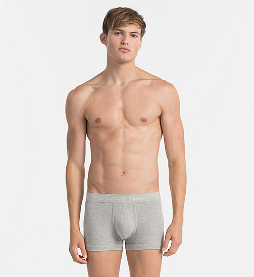 CALVINKLEIN Trunks - Body - HEATHER GREY - CALVIN KLEIN UNDERWEAR - main image