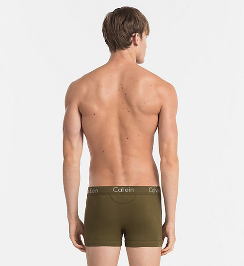CALVINKLEIN Trunks - Body - RIFLE GREEN - CALVIN KLEIN NEW ARRIVALS - detail image 1