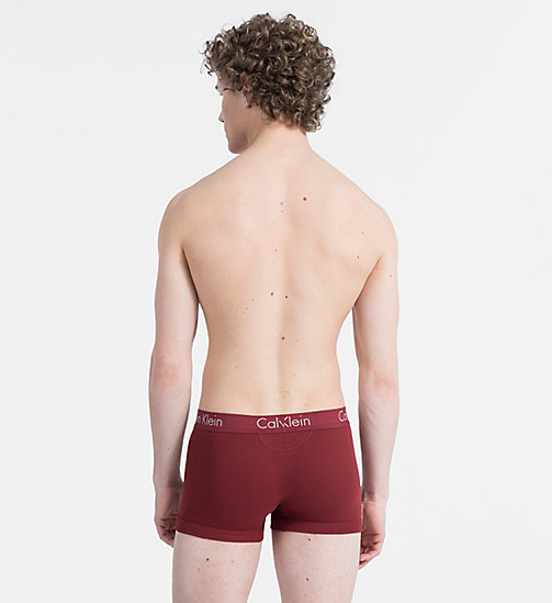 CALVINKLEIN Trunks - Body - FIRE BRICK - CALVIN KLEIN NEW FOR MEN - detail image 1