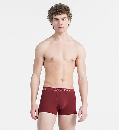 CALVINKLEIN Trunks - Body - FIRE BRICK - CALVIN KLEIN NEW IN - main image