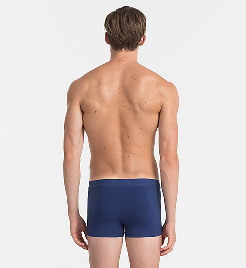CALVINKLEIN Trunks - Body - ESTATE BLUE - CALVIN KLEIN UNDERWEAR - detail image 1