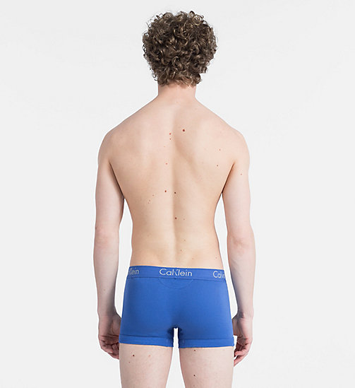 CALVINKLEIN Trunks - Body - COMMODORE BLUE - CALVIN KLEIN NEW FOR MEN - detail image 1