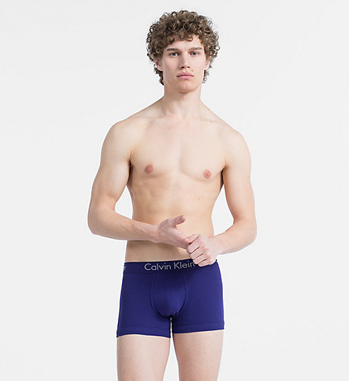 CALVINKLEIN Trunks - Body - SHILO BLUE - CALVIN KLEIN NEW FOR MEN - main image