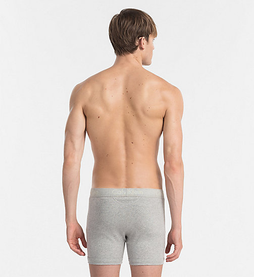 CALVINKLEIN Boxers - Body - HEATHER GREY - CALVIN KLEIN BODY FOR HIM - detail image 1