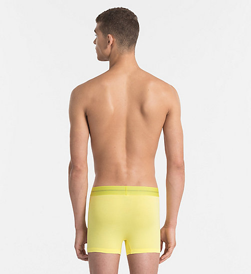 CALVINKLEIN Trunks - Focused Fit - SUNBEAM - CALVIN KLEIN NEW ARRIVALS - detail image 1