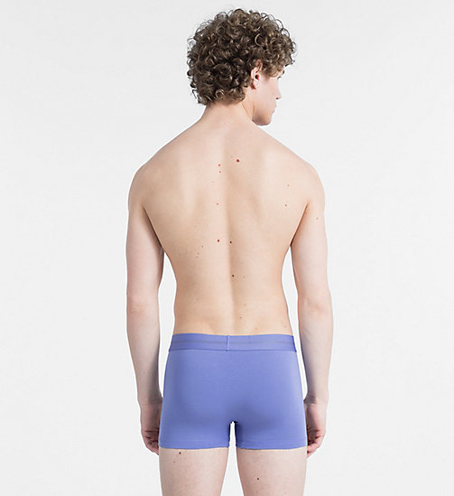 CALVIN KLEIN Trunk - Focused Fit - BLEACHED DENIM - CALVIN KLEIN NEW FOR MEN - detail image 1