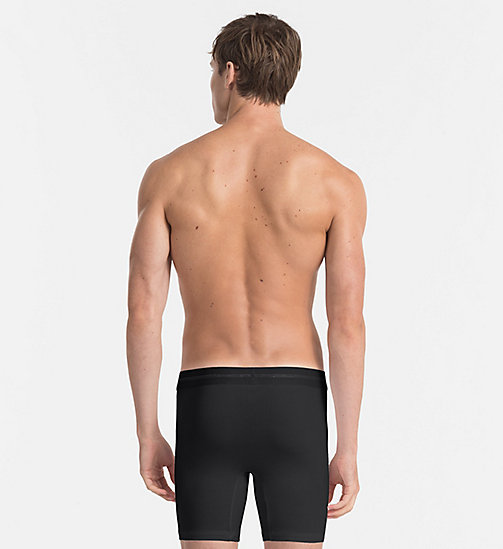 CALVIN KLEIN Boxers - Focused Fit - BLACK - CALVIN KLEIN BOXERS - detail image 1