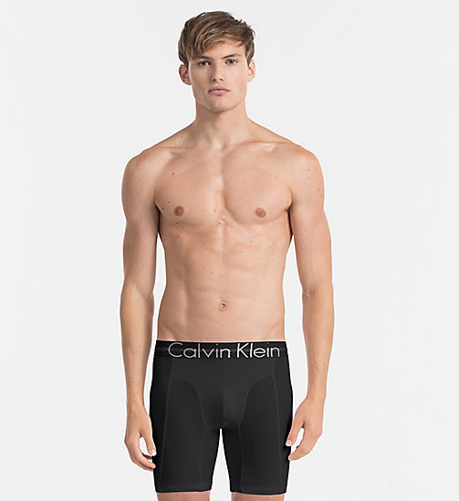 CALVIN KLEIN Boxers - Focused Fit - BLACK - CALVIN KLEIN BOXERS - main image