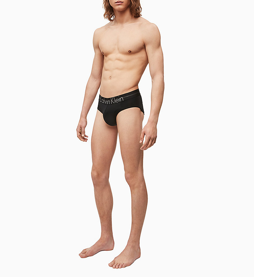 CALVINKLEIN Hip Briefs - Focused Fit - IMPULSIVE - CALVIN KLEIN UNDERWEAR - detail image 1
