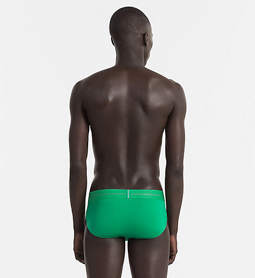 CALVINKLEIN Hip Briefs - Focused Fit - IMPULSIVE - CALVIN KLEIN BRIEFS - detail image 1