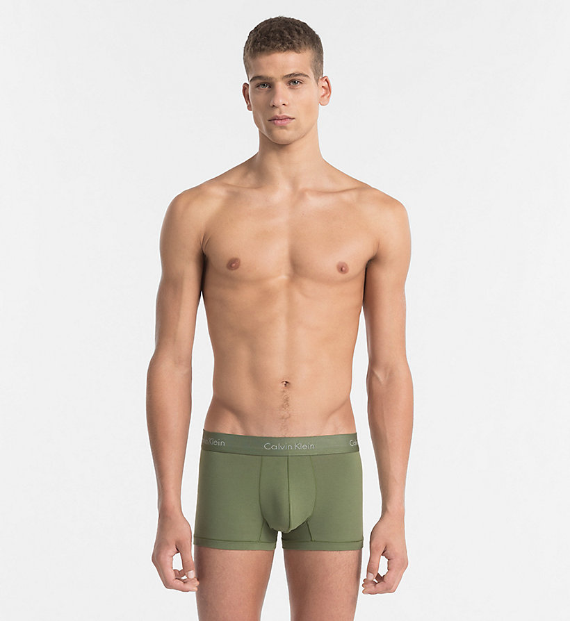 CALVINKLEIN Trunks - Light - SALTWATER - CALVIN KLEIN UNDERWEAR - main image