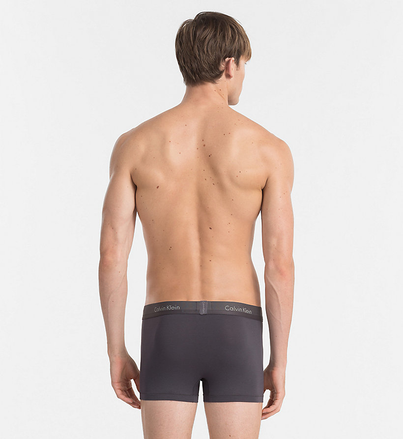 CALVINKLEIN Trunks - Light - OLIVINE - CALVIN KLEIN UNDERWEAR - detail image 1