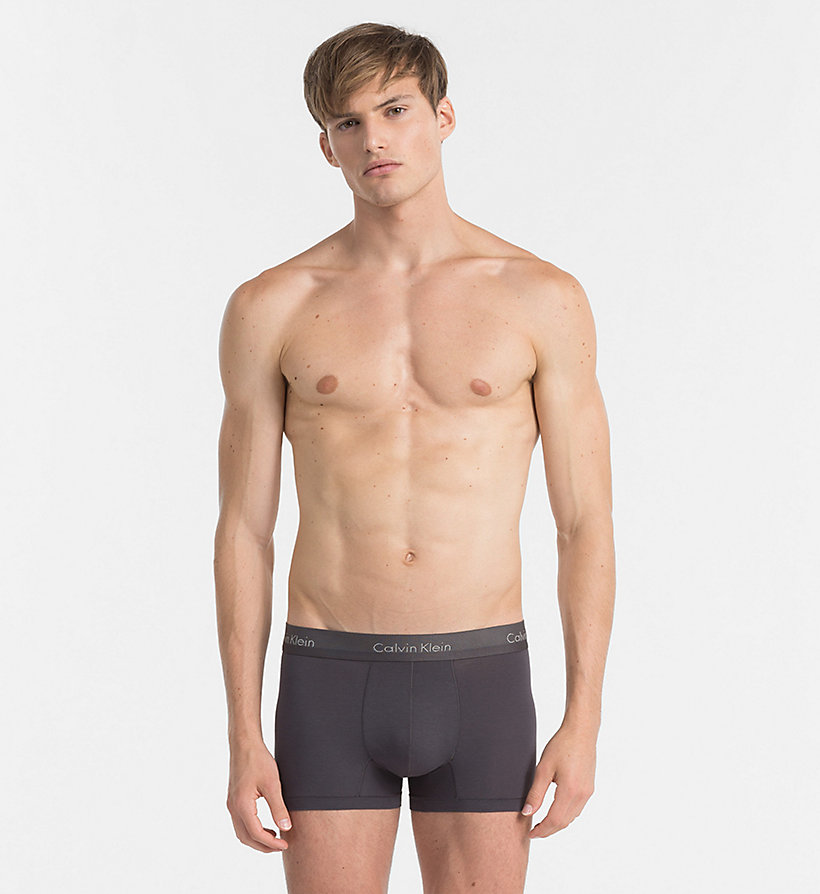 CALVINKLEIN Trunks - Light - OLIVINE - CALVIN KLEIN UNDERWEAR - main image