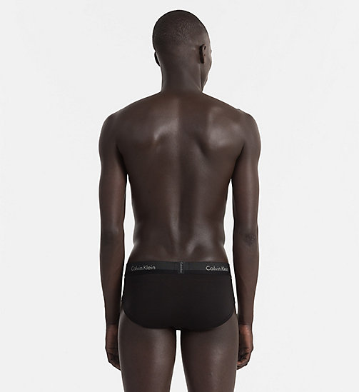 CALVINKLEIN Hip Briefs - Light - BLACK - CALVIN KLEIN UNDERWEAR - detail image 1